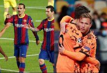 Photo of يوفنتوس أمام إنجاز تاريخي ضد برشلونة