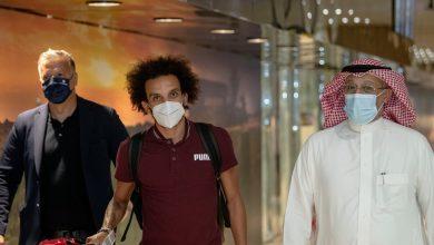 Photo of فابيو مارتنيز يصل الرياض للانضمام لتدريبات الشباب