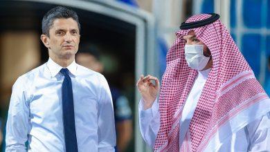 Photo of لوشيسكو : عمر خريبين قدم مباراة ممتازة أمام العين