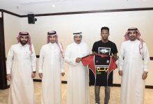 Photo of الرائد يتعاقد مع عبدالفتاح آدم قادماً من النصر بنظام الإعارة