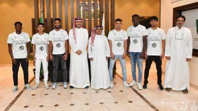 Photo of الأهلي يوقع 8 عقود احترافية مع شباب النادي