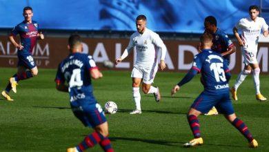 Photo of ريال مدريد يدك شباك هويسكا بـ 4 أهداف