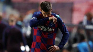 Photo of بيكيه يفتح النار على إدارة برشلونة قبل كلاسيكو ريال مدريد