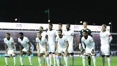 Photo of مهاجم الشباب : التواجد بصدارة الدوري هدفنا منذ بداية الموسم