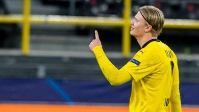 Photo of بروسيا دورتموند محروم من أهداف هالاند حتى 2021