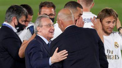 Photo of زيدان : الجميع في ريال مدريد يدعمني رغم النتائج السيئة